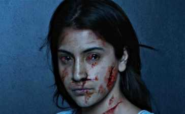 Anushka Sharma as horror in pari