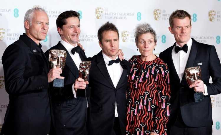 Britian's Bafta Awards winners