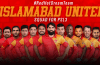 Islamabad United's sqaud