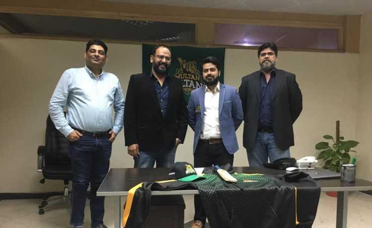 Multan Sultans deal with Alliancez Inc