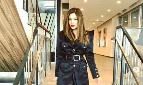 Ayesha Omar in New York