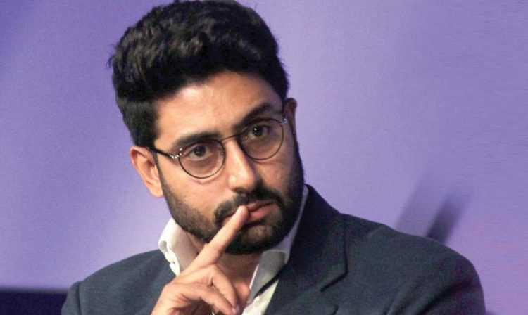 Abhishek Bachchan's social account hacked
