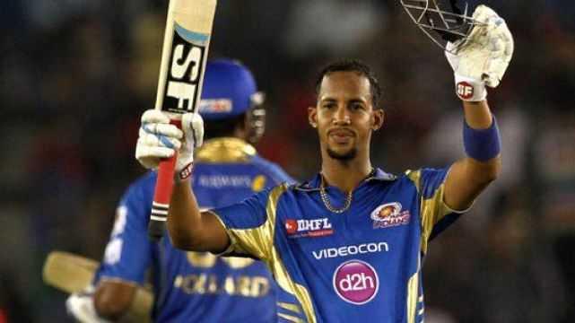 Karachi Kings' batting power