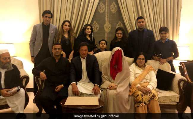 Imran Khan's third marriage