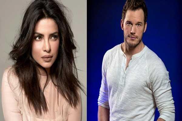 Priyanka Chopra signs on to Chris Pratt's Cowboy Ninja Viking