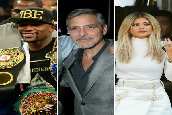 Time for another richest celebrities list from Forbes