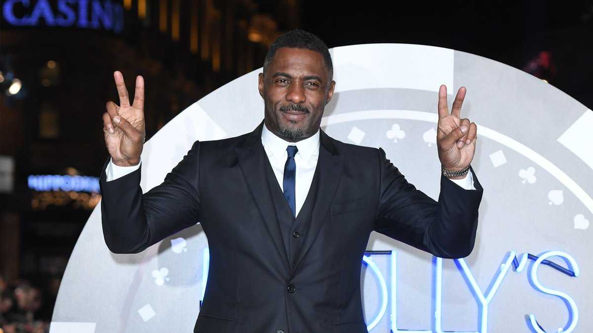 James Bond: Door open for Idris Elba to be 'first black 007' | Daily Star