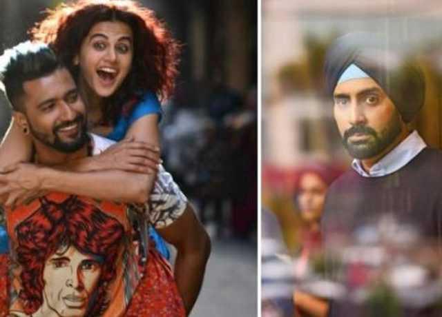 Karan Johar is proud of Abhishek Bachchan's performance in Manmarziyan