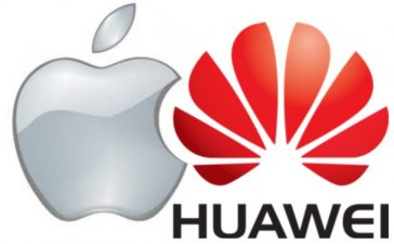 Apple-Huawei