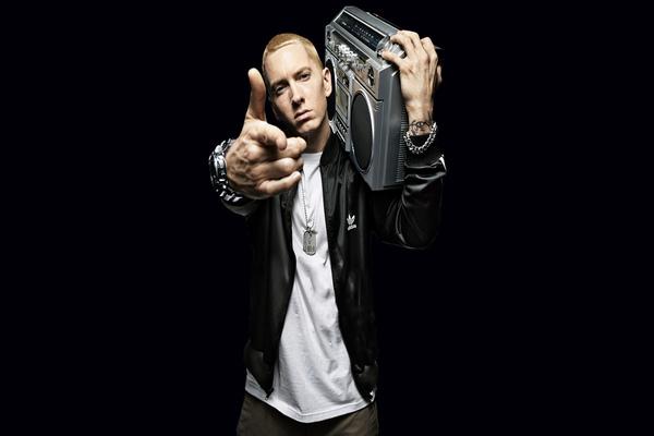 Eminem drops surprise new album 'Kamikaze' - Oyeyeah