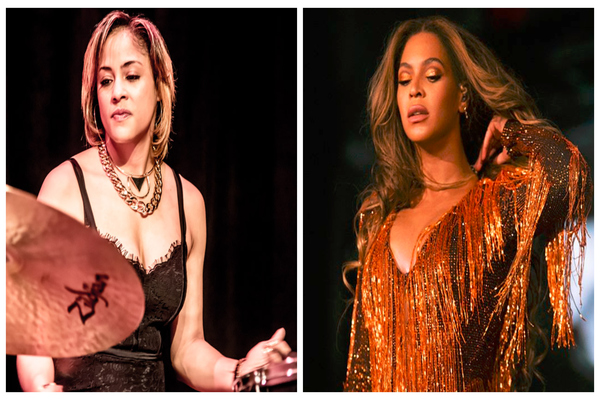beyonce_and_drummer_600x400