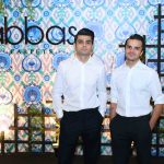 Marketing Director Ahmad Abbas Mirza and Creative Director Haider Abbas ...