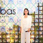 Zainab Abbas at the launch of ABBAS CARPETS & HOME