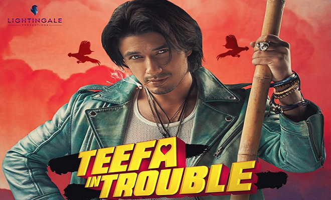 Ali Zafar's Teefa In Trouble Now Available In India - Oyeyeah