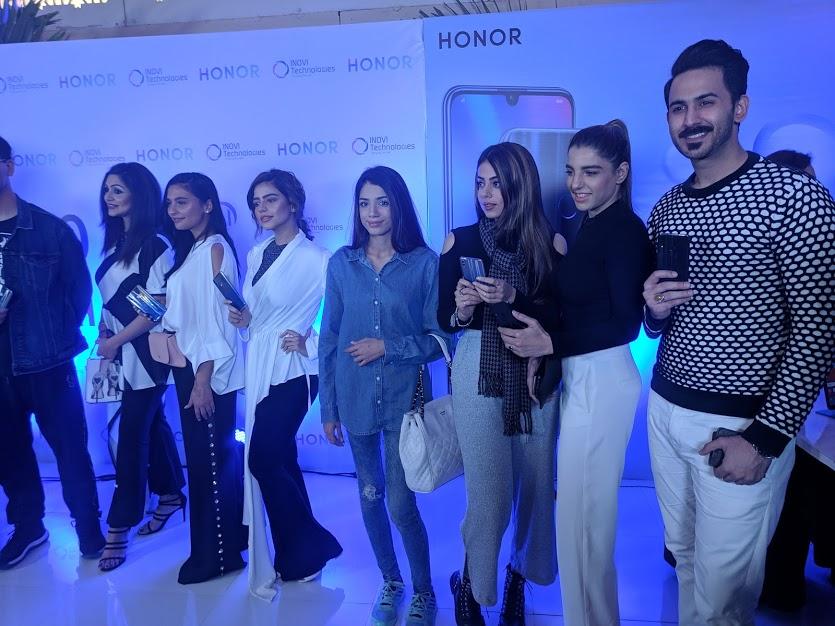 Event in Karachi - Honor 10 Lite Launch Event in Karachi