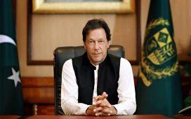 PM Imran condemns Indian firing on civilian population