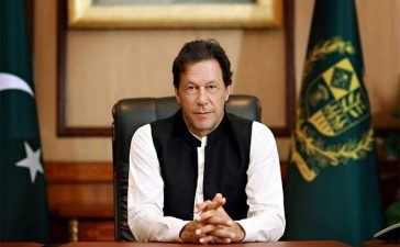 PM Imran condemns Indian firing on civilian population