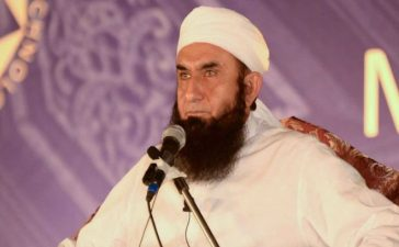 Maulana Tariq Jameel Admitted to Hospital over Chest pains