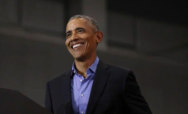 Barack Obama appears on Billboard's Hot R&B Songs chart