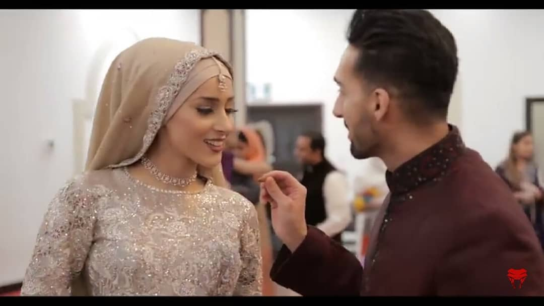 Sham Idrees And Froggy Are Finally Married Oyeyeah