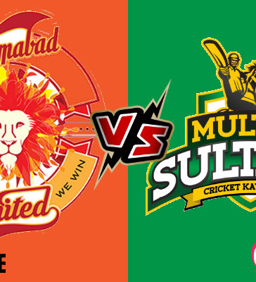 IU VS MS 4th Match PSL 2019