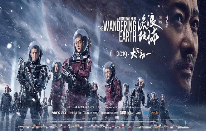 The Wandering Earth