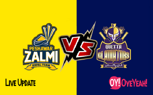 Zalmi vs Gladiaters final