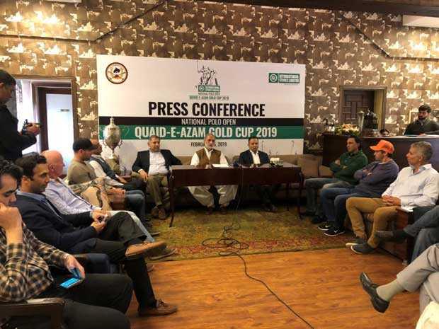 quaid-e-azam gold cup conference