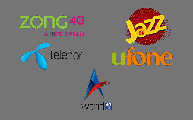 Comparison Between Pakistan Telecommunication Companies - Oyeyeah