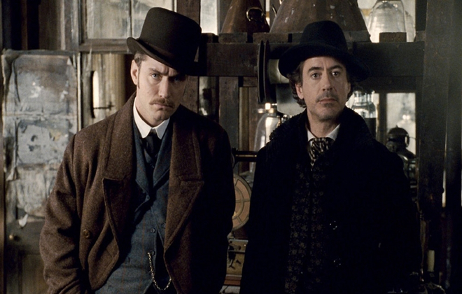 Downey Jr  and Jude Law's 'Sherlock Holmes 3' gets a new