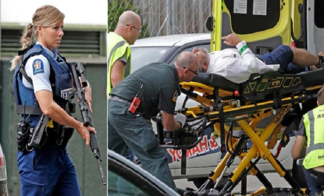 Christchurch Mass Shooting: Multiple Dead After Attack On