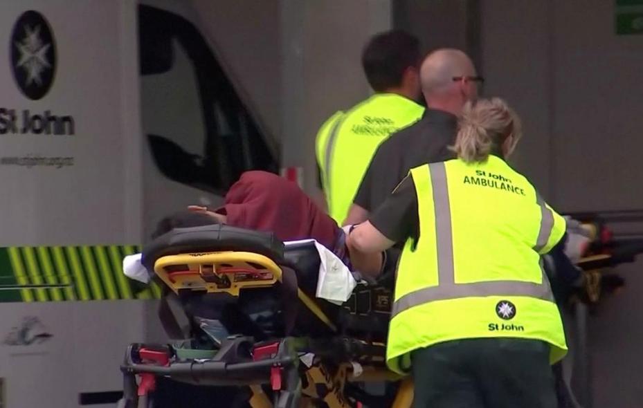 Gunman Christchurch Pinterest: Christchurch Mass Shooting: Multiple Dead After Attack On