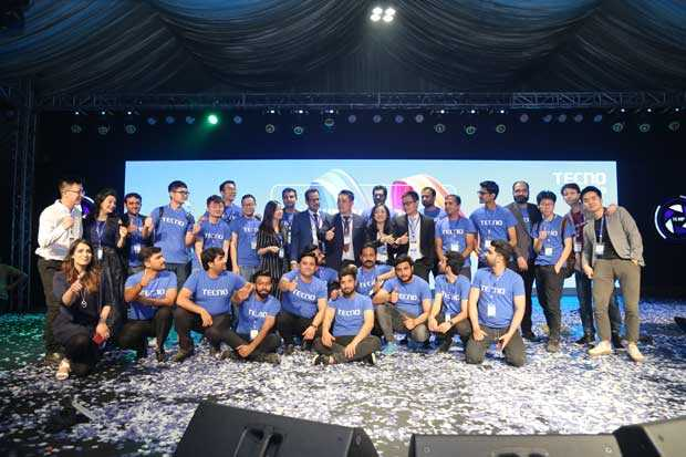 Team  Behind Tecno