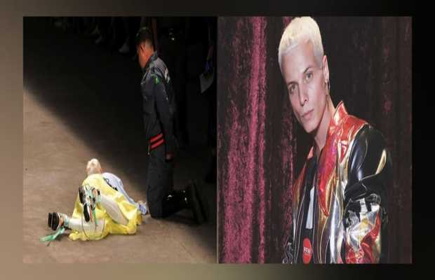 Image result for images of Male model dies at São Paulo Fashion Week