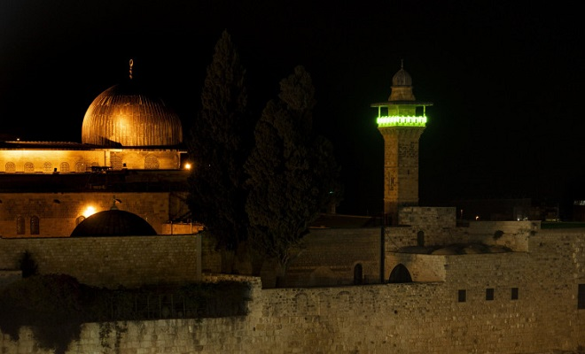 Al Aqsa Mosque In Jerusalem Catches Fire Oyeyeah
