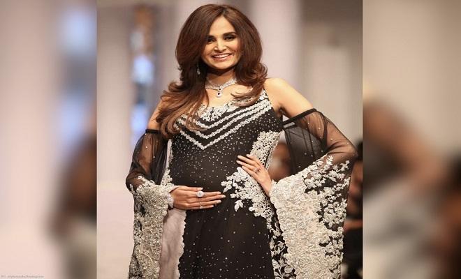Model Mehreen Syed welcomes baby boy - Oyeyeah
