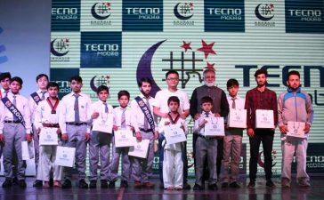Group_Photo_of_Tecno_CEO_and_Khubaib_Chairman_with_Prphans_620x400