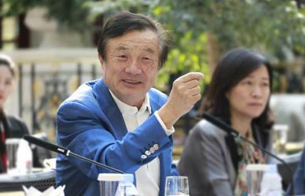Huawei-founder