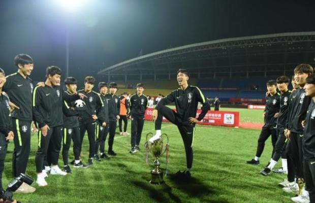 South-Korea-U18-Panda-Cup