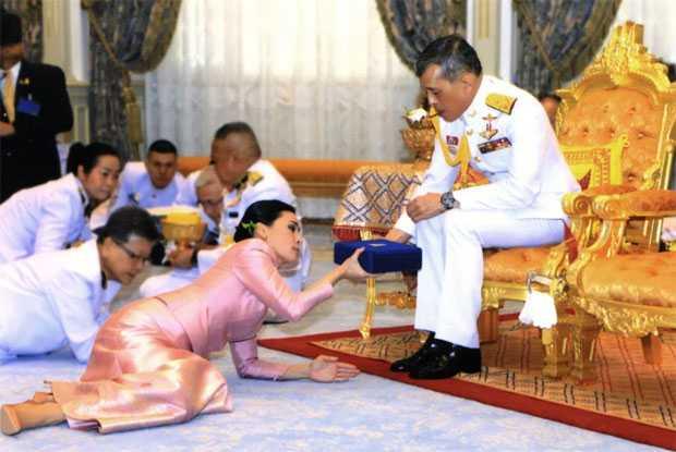 Thai-new-queen