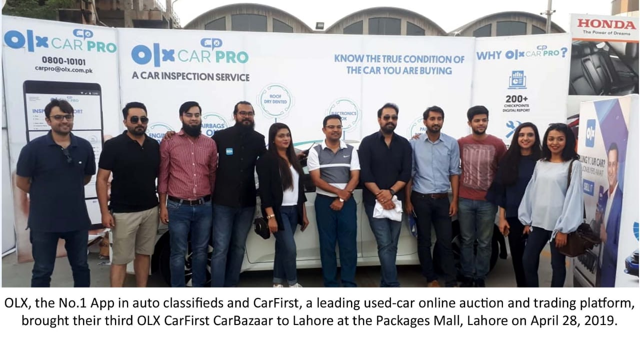 OLX CarFirst CarBazaar – Established as a Mainstream Auto Event with