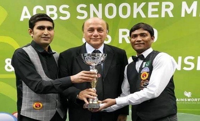 Pakistan beat India to clinch ACBS Asian Team Snooker Championship