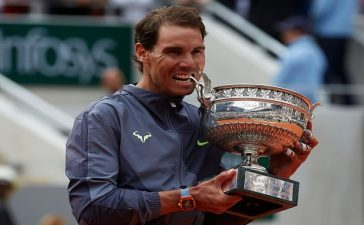 Rafael-Nadal-12th-French-Open-title