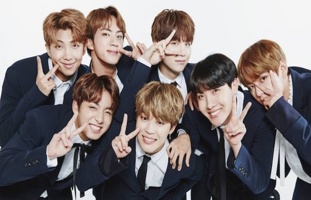 BTS lands in Saudi Arabia for controversial concert