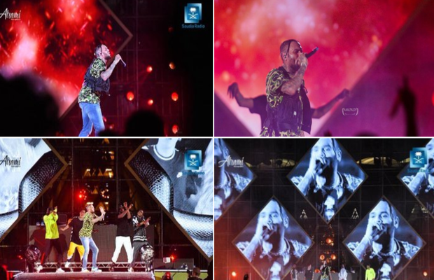 Saudi Arabia's biggest music festival wows Jeddah crowd