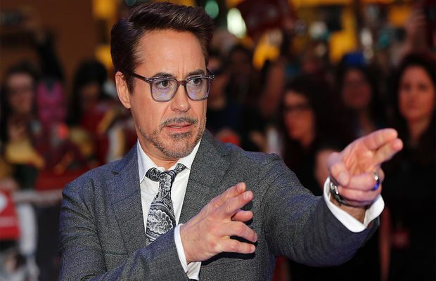 Synchronsprecher Robert Downey Jr