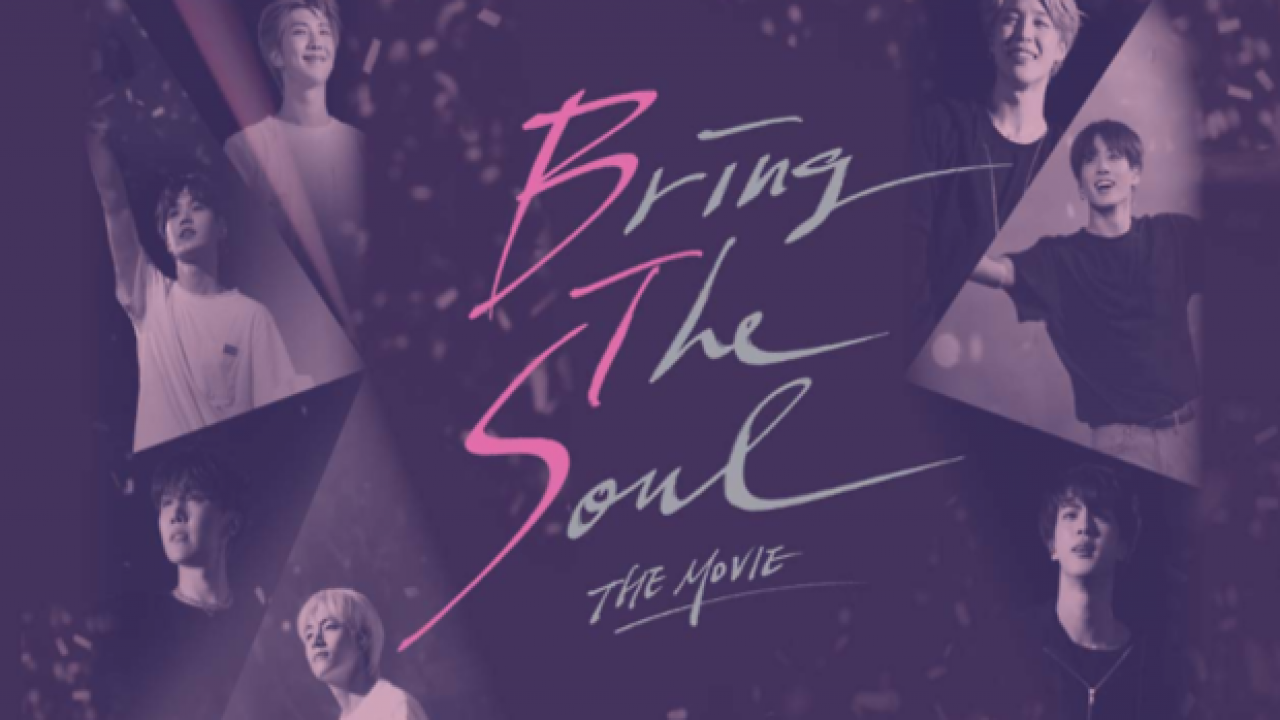 BTS' 'Bring the Soul' breaks event cinema records by selling