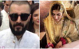 hamza ali weds Naimal Khawar