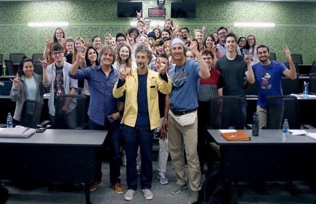 Matthew McConaughey appointed as University of Texas professor