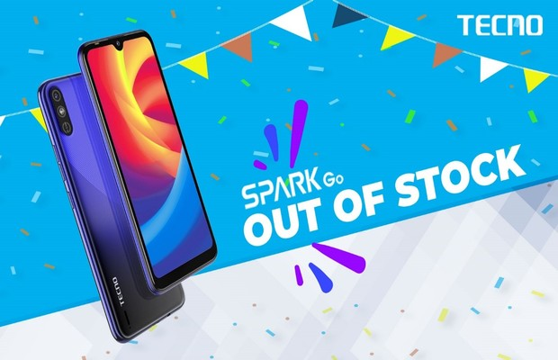 Spark-Go-out-of-stock